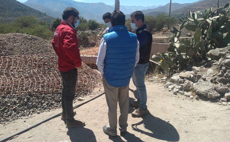 Pavimentación del tramo Quelén Bajo-Punta Nueva-Coirón se hará realidad