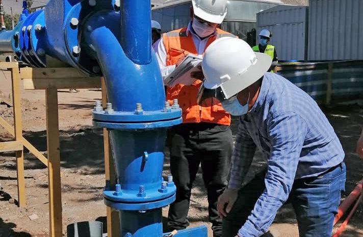 Más de 4.700 familias son beneficiadas con refuerzo del sistema de abastecimiento de agua potable de Salamanca