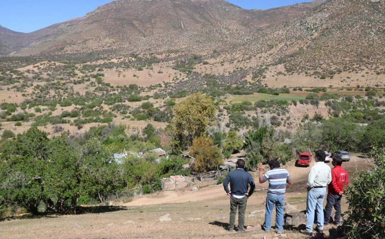 Habitantes de Peladeros buscan generar proyectos que mejoren el uso hídrico en el sector
