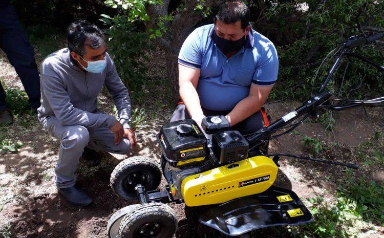 Emprendedores rurales de Salamanca modernizaran sus procesos productivos con nueva maquinaria agrícola