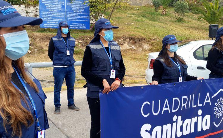 Cuadrillas Sanitarias recorrerán la región para educar sobre el Covid-19