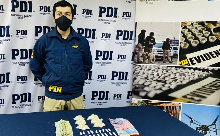MT0 Coquimbo reduce punto de venta de droga en Tongoy