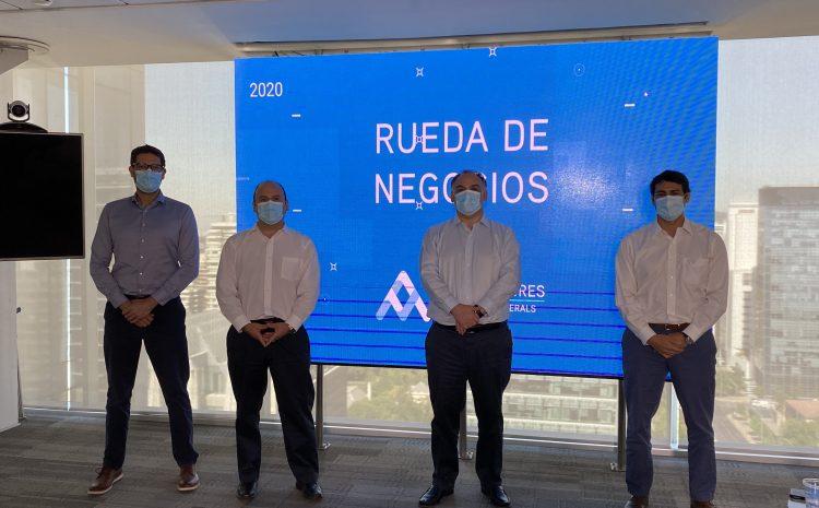 Minera Los Pelambres realiza primera rueda de negocios para los proveedores de la región de Coquimbo