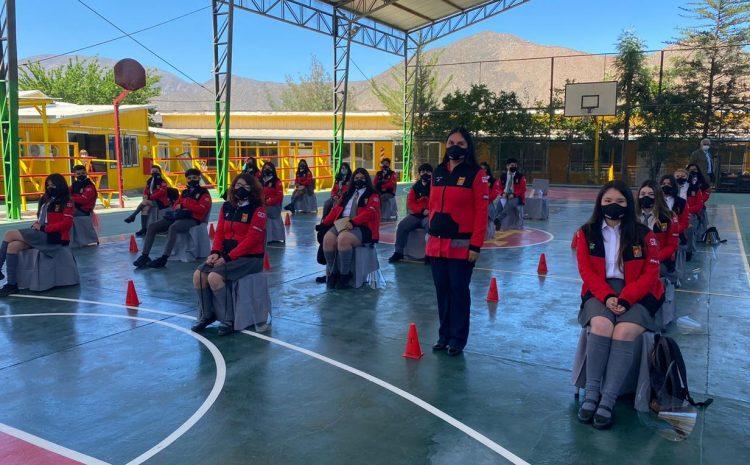 Establecimientos de la Región de Coquimbo comienzan a volver voluntaria y gradualmente a clases presenciales