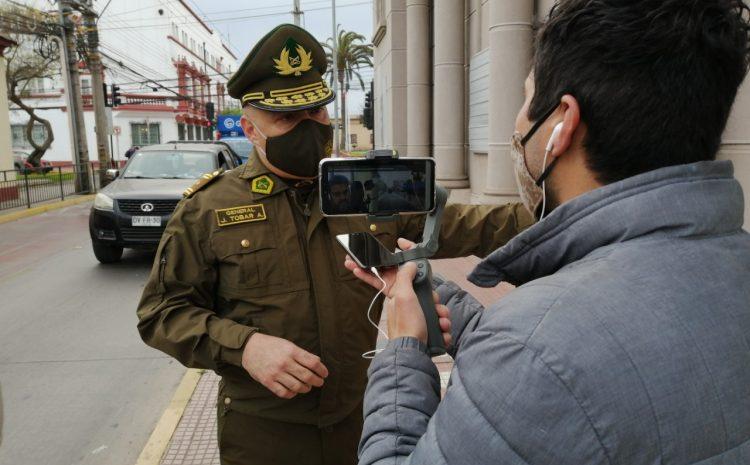 General de Carabineros Jorge Tobar pasa a retiro y deja la IV zona