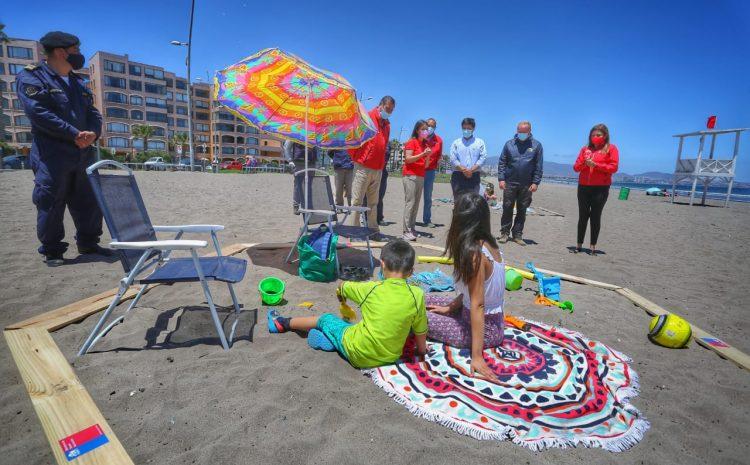 Gobierno presenta protocolo y guía de recomendaciones para el uso de las playas en contexto Covid-19