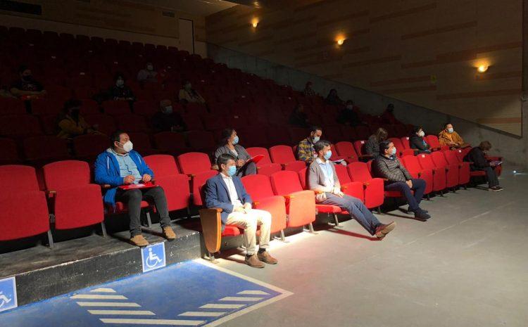 Empresarios y emprendedores del sector rural y urbano de la comuna dijeron presente al taller de herramientas digitales