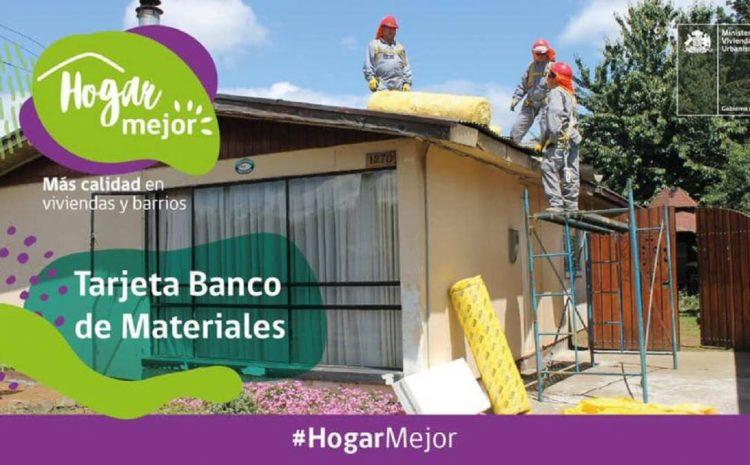 Postula a la giftcard para reparar viviendas hasta el 15 de noviembre