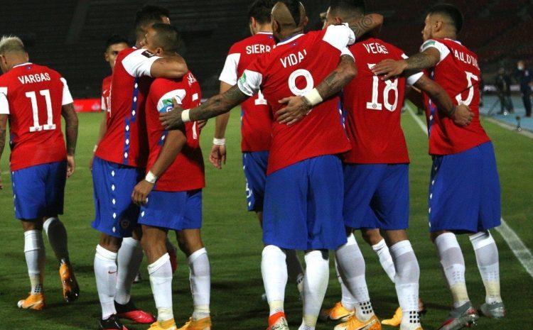 Chile intentará llevarse los tres puntos de visita frente a Venezuela por clasificatorias