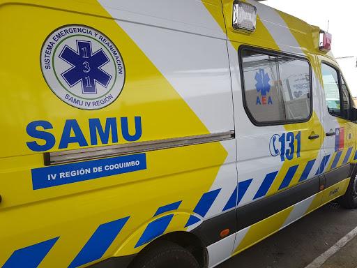 SAMU de Los Vilos sufre segundo robo en menos de 4 meses