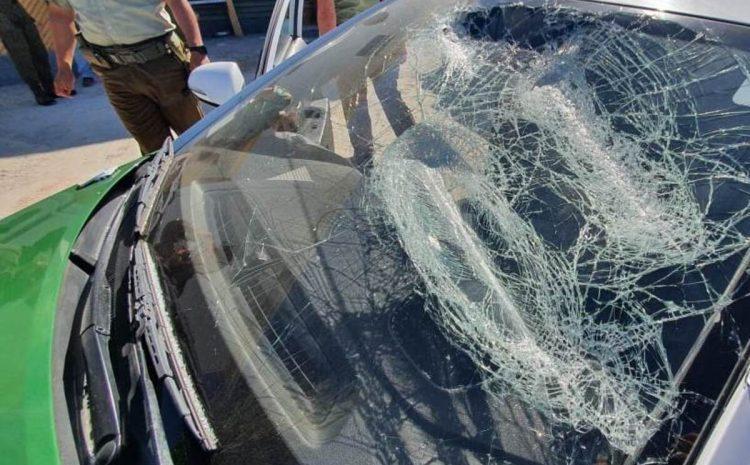 Sujeto fue herido por carabineros tras infringir medidas cautelares por violencia intrafamiliar en Tongoy
