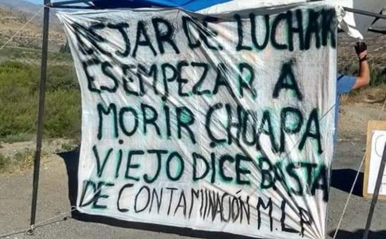 Minera Los Pelambres realiza declaración publica tras movilizaciones en Choapa Viejo