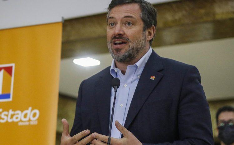 Sebastián Sichel renunció a la presidencia de BancoEstado