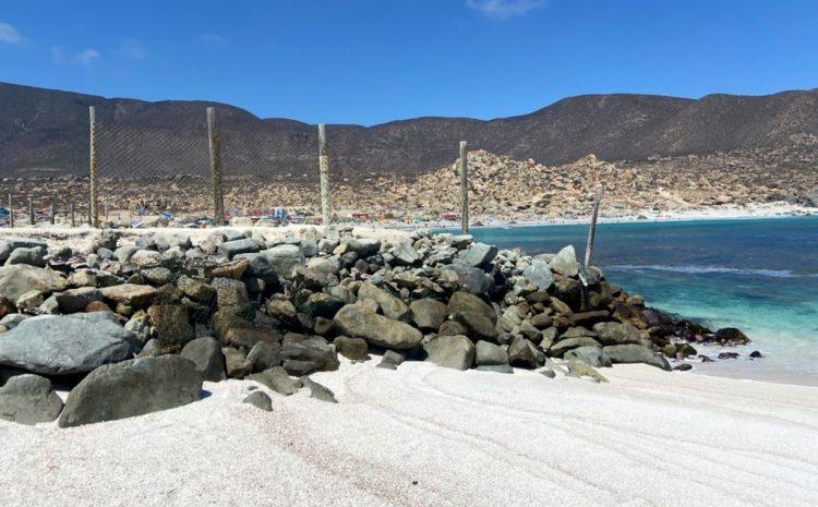 Fiscalizan denuncia por cierre de acceso a Playa de Totoralillo