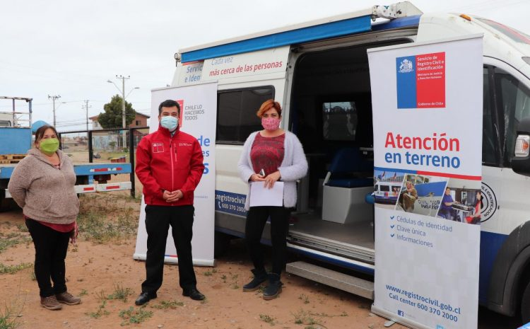 Trámites sobre ruedas: la apuesta de los servicios públicos durante la pandemia