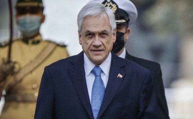 Presidente Piñera anunció la extensión del Estado de Catástrofe hasta marzo por la pandemia del Covid-19