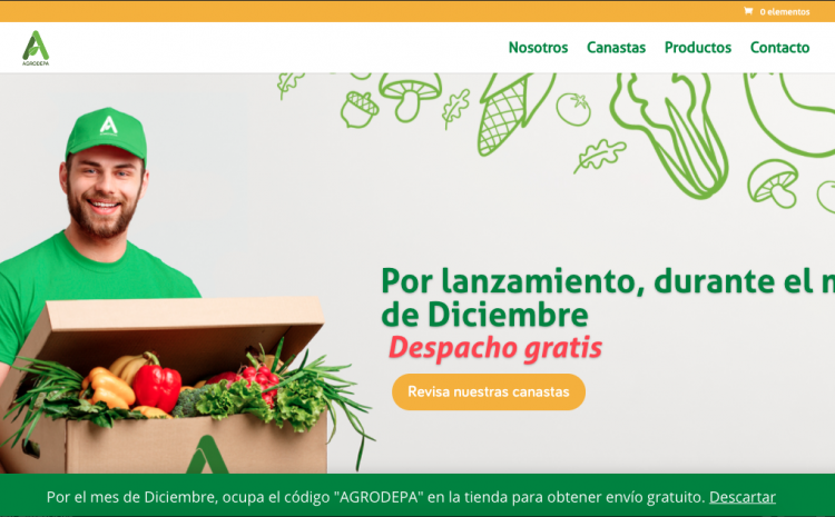 Cooperativa de agricultores de Pan de Azúcar lanza web para ventas por Internet