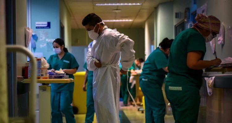 Este martes la región de Coquimbo registra 37 nuevos casos de Coronavirus