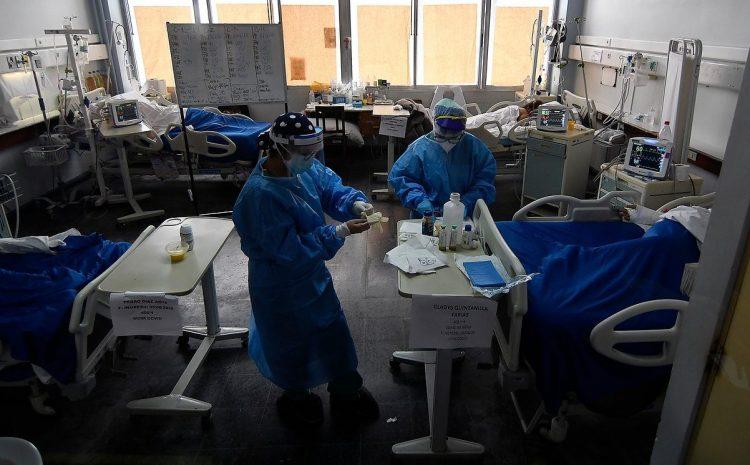 Este domingo se registran 2 personas fallecidas y 53 casos nuevos a causa del Coronavirus se registran en la región