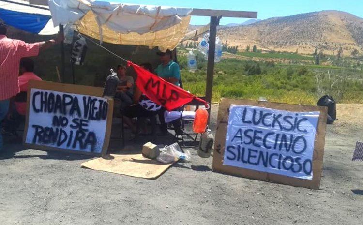 Vecinos de Choapa Viejo siguen movilizados y critican actitud asumida por el Municipio de Illapel y MLP