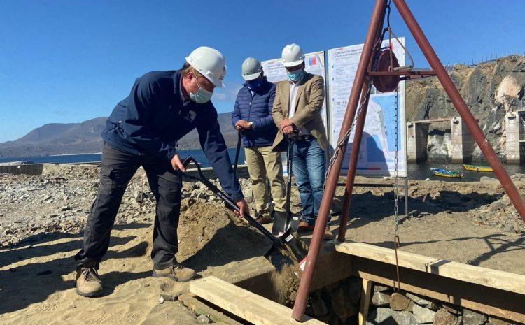 Localidad costera de Chungungo contará con nueva caleta y mejor conectividad
