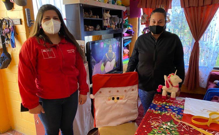 Comienza la feria virtual navideña del FOSIS para apoyar a emprendedores locales