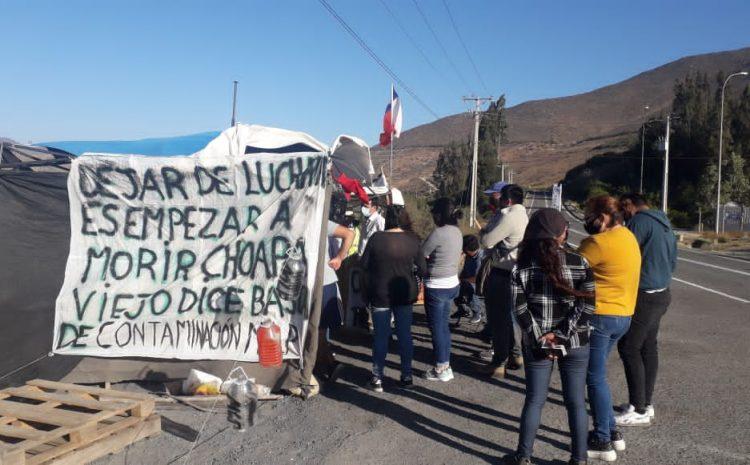 Diputado Núñez exige fiscalización a Minera Los Pelambres por contaminación