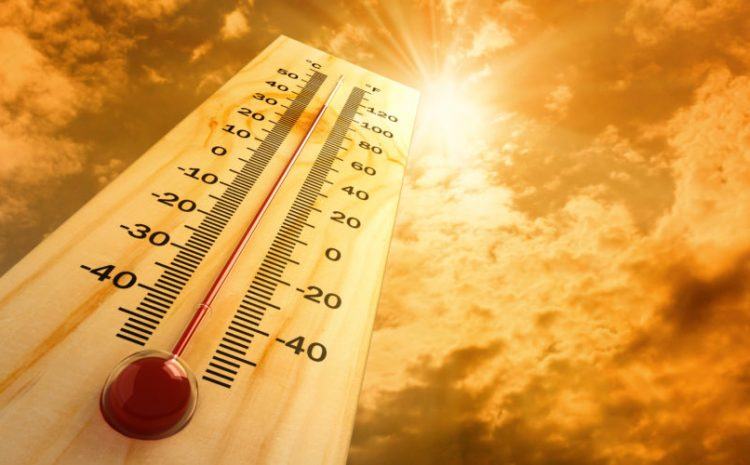 Se esperan altas temperaturas para este miércoles 30 de diciembre