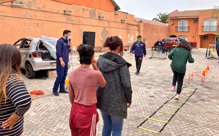 IND inicia talleres deportivos para residencias colaboradoras del Sename