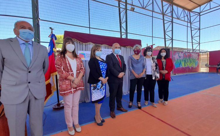 Presidente Piñera anuncia 120 nuevos liceos bicentenario superando compromiso de Gobierno