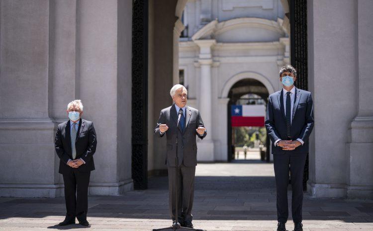Piñera anuncia planes especiales para fiestas de fin de año y adelanta posible segunda ola de contagios