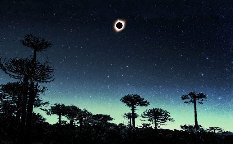 Eclipse Solar de Villarrica promete un gran espectáculo ¿Cuánta visibilidad tendrá en la región?
