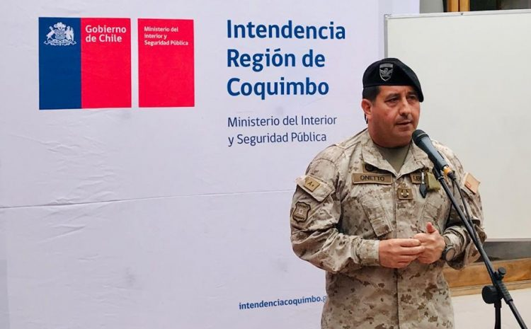Vuelve a la región el General Pablo Onetto como Jefe de la Defensa Nacional