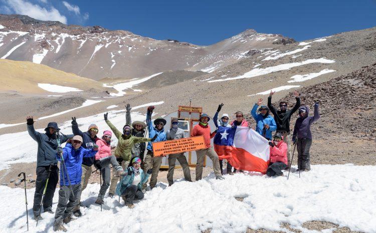 Turismo de Montaña, el nuevo sector a potenciar desde la región de Coquimbo