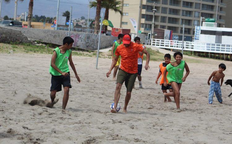 Organizaciones deportivas elegirán COSOC regional de actividad física y deporte