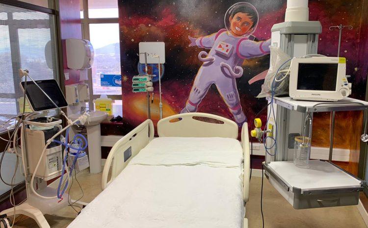 Hospitales aumentan sus camas UCI y Región de Coquimbo llega a 68 unidades