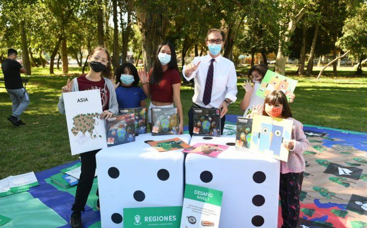 Mineduc presenta plan «Aprendo jugando en Verano» para potenciar aprendizajes de forma lúdica