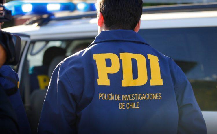 PDI detiene a sujeto tras estafa telefónica