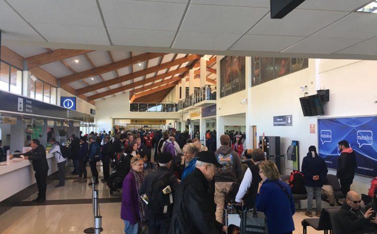 Tráfico aéreo en Aeródromo La Florida registra caída de 50,5%  durante el 2020 producto de la pandemia