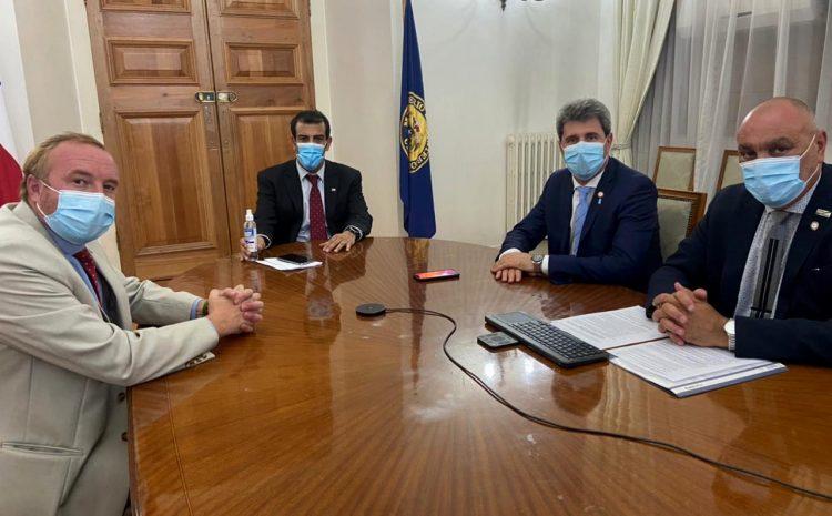 Región de Coquimbo y la Provincia de San Juan reafirman su compromiso por la unidad y colaboración entre ambos territorios
