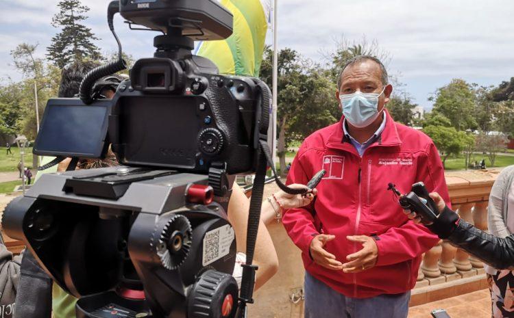 66 casos nuevos se informan en la Región de Coquimbo