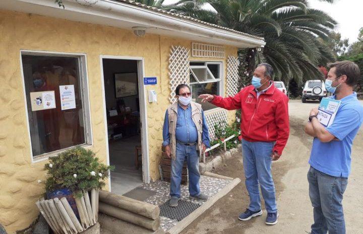 Intensifican las fiscalizaciones a campings de la región de Coquimbo