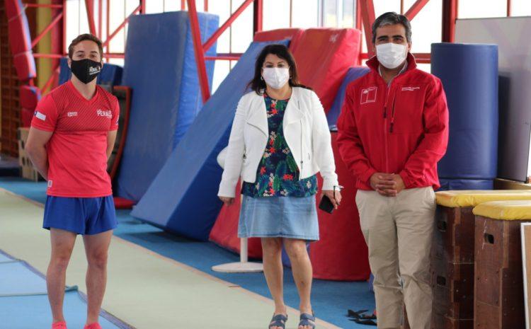 Deportistas de Alto Rendimiento retoman sus entrenamientos seguros, con miras a competencias Internacionales.