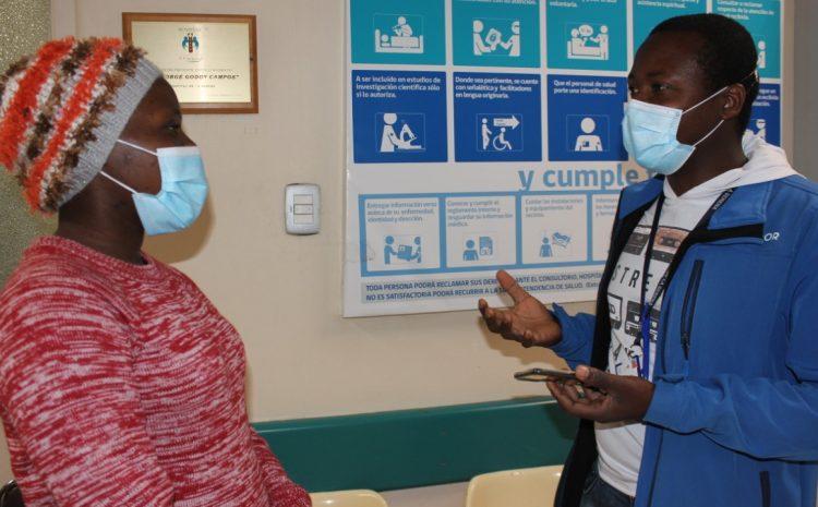 Facilitadores Interculturales permiten comunicación entre pacientes haitianos y funcionarios de la salud