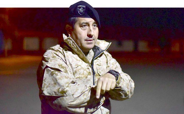 Ex Jefe de la defensa Nacional en la Region de Coquimbo Pablo Onetto es sometido a proceso por fraude al Fisco