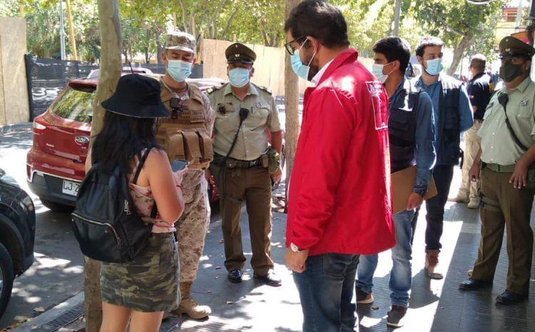 Buen comportamiento de los habitantes de la Provincia del Choapa marca el primer día de cuarentena
