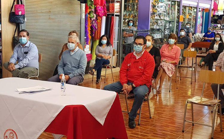 Sercotec beneficia a más de 50 socios de la Feria Libre de Salamanca