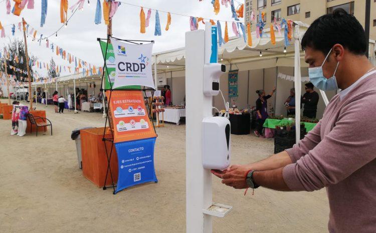 Emprendedores locales tienen nuevo espacio gracias al apoyo de la CRDP
