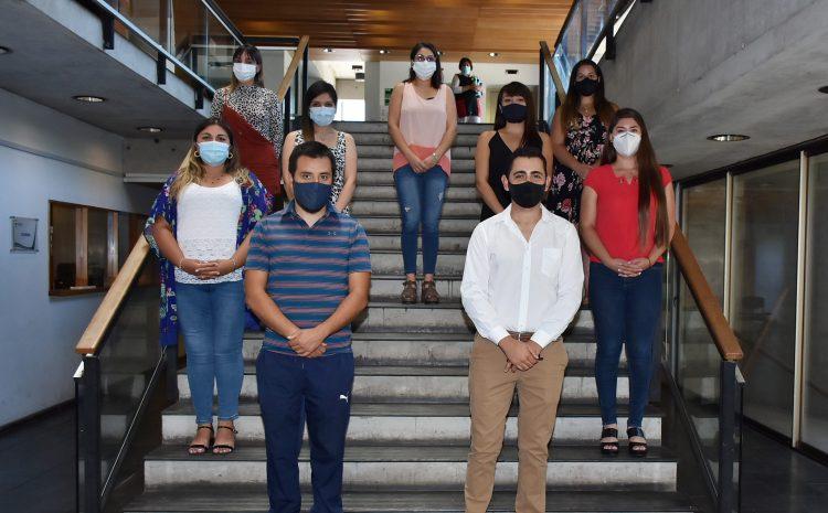 Jóvenes lideran nueva Corporación para contribuir al desarrollo comunal en Salamanca