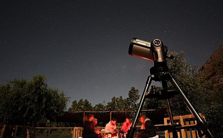 Este fin de semana comenzará a funcionar autorización especial de funcionamiento para el astroturismo
